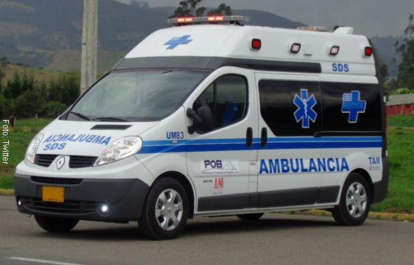 Gobernación del Tolima gestionó $2.000 millones para compra de 12 ambulancias