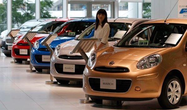 Estrepitosa caída del 98% del mercado automotor en abril