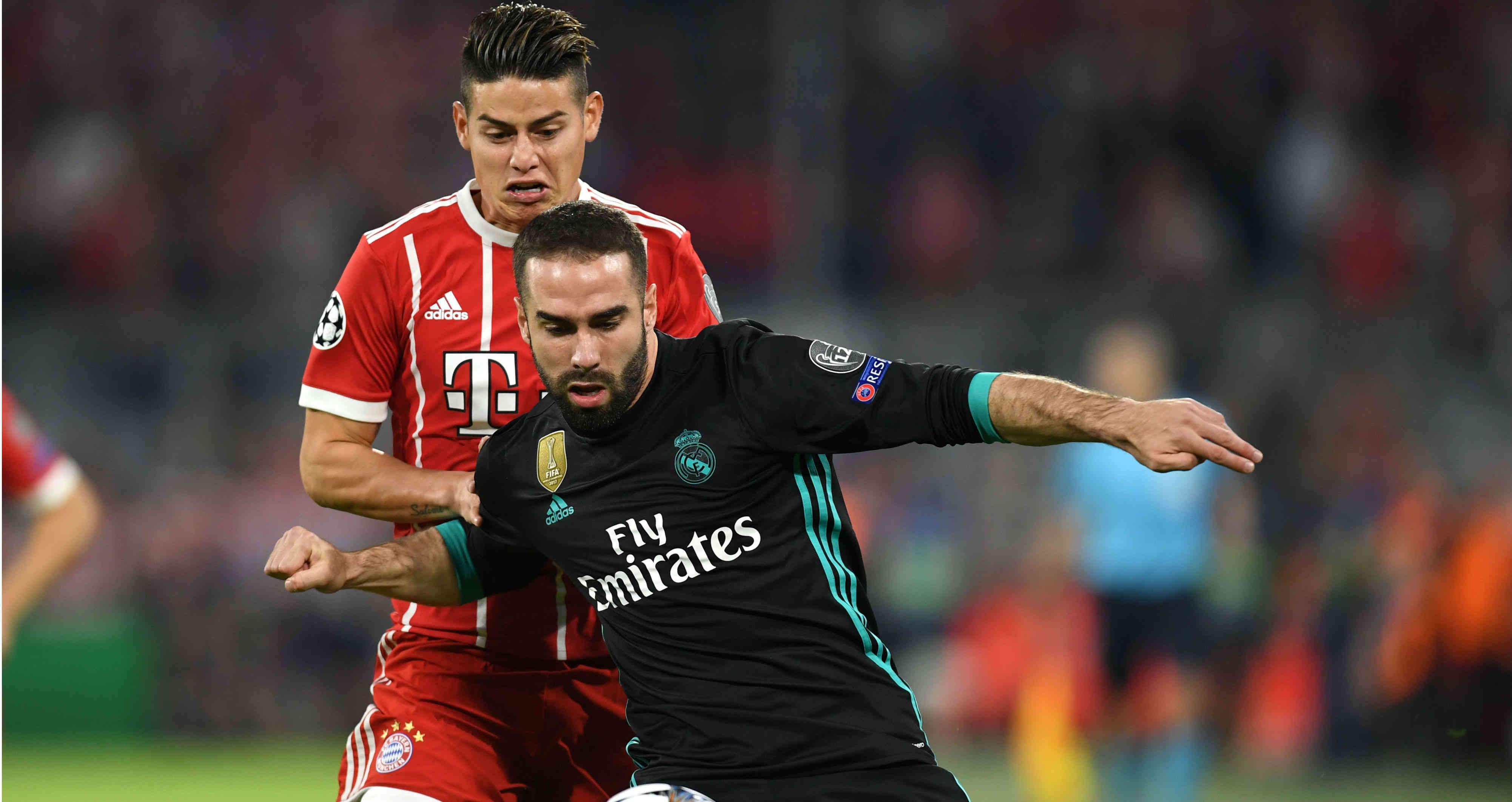 Real Madrid dio golpe de autoridad y venció a domicilio al Bayern