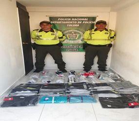 'Caravanas de la Legalidad' han incautado mercancía en el Tolima por casi $10 mil millones