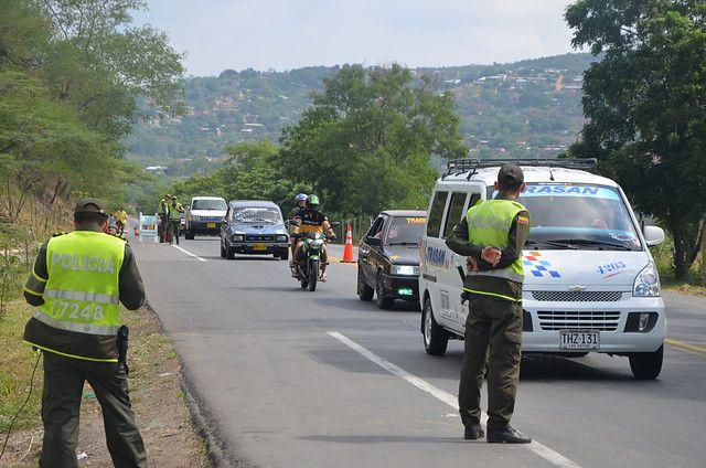 Veinte mil vehículos ingresaron al Tolima durante el puente festivo