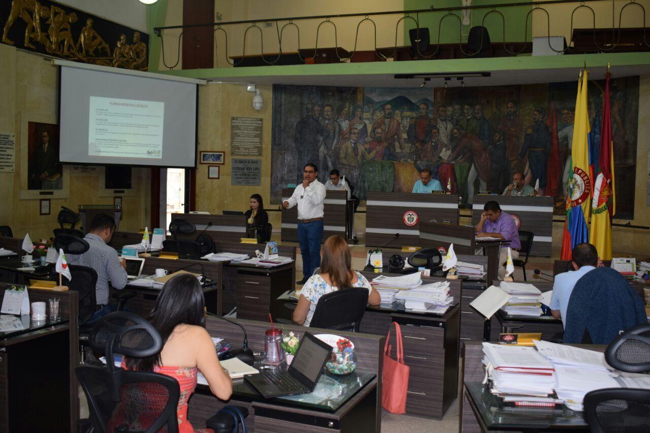 Aprobado en primer debate proyecto de Acuerdo para realizar dos días sin carro y sin moto en Ibagué