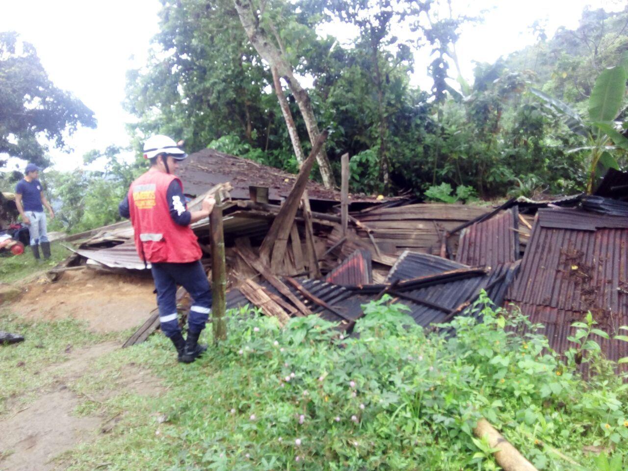 'En abril, lluvias mil'...y emergencias por doquier en el Tolima