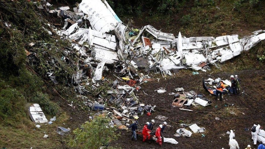 Aerocivil confirma que tragedia del avión del Chapecoense fue por falta de combustible