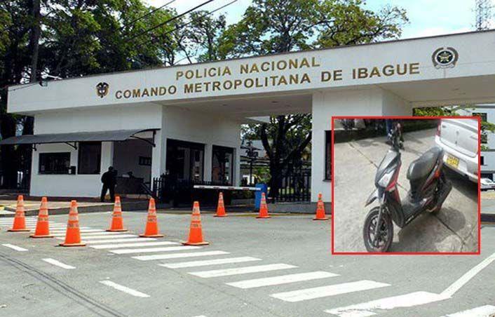 Recuperaron motocicleta que había sido hurtada en Ibagué