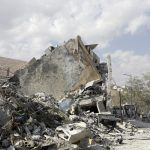 Estados Unidos, Reino Unido y Francia lanzan ataque a Siria