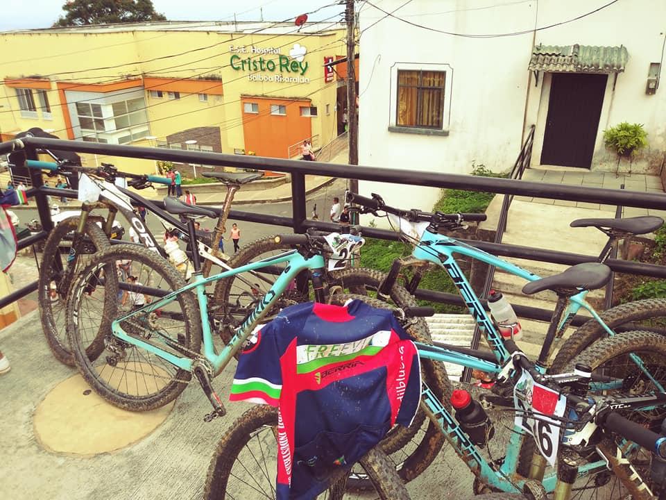 Ciclistas de Risaralda fueron víctimas de los delincuentes en Chucuní