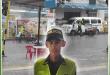 Historia: El auxiliar de Policía que se volvió 'viral' por su buen corazón