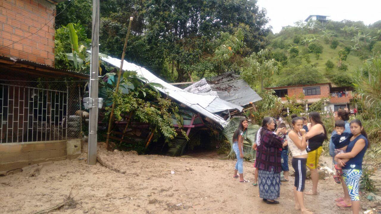 Declaran la 'alerta amarilla' en el Tolima por temporada de más lluvias
