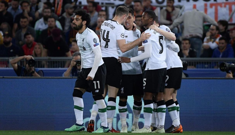 Liverpool cayó 4-2 ante Roma, pero avanzó a la final de la 'Champions' contra el Real Madrid