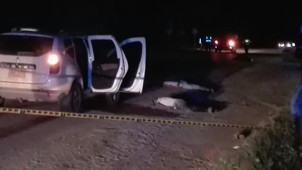 Dos hermanos murieron tras chocar en su moto contra camioneta en el Guamo