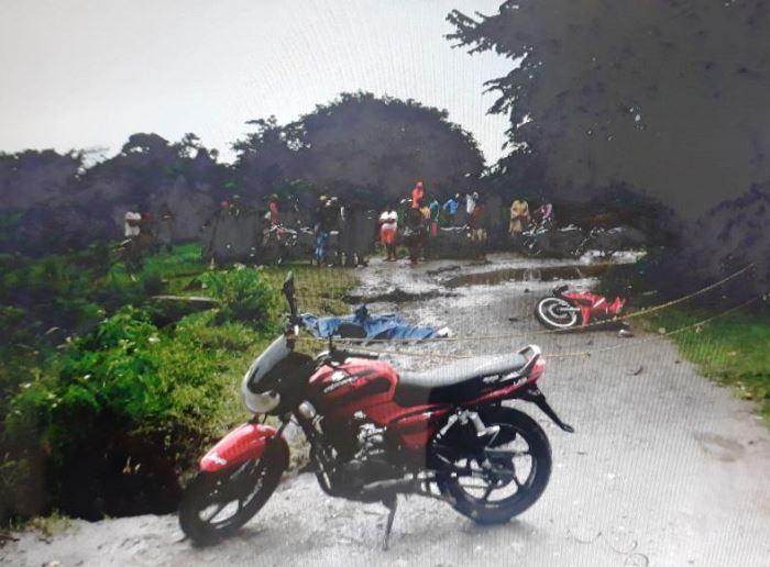 Motociclista fue presuntamente asesinado en el municipio de El Espinal