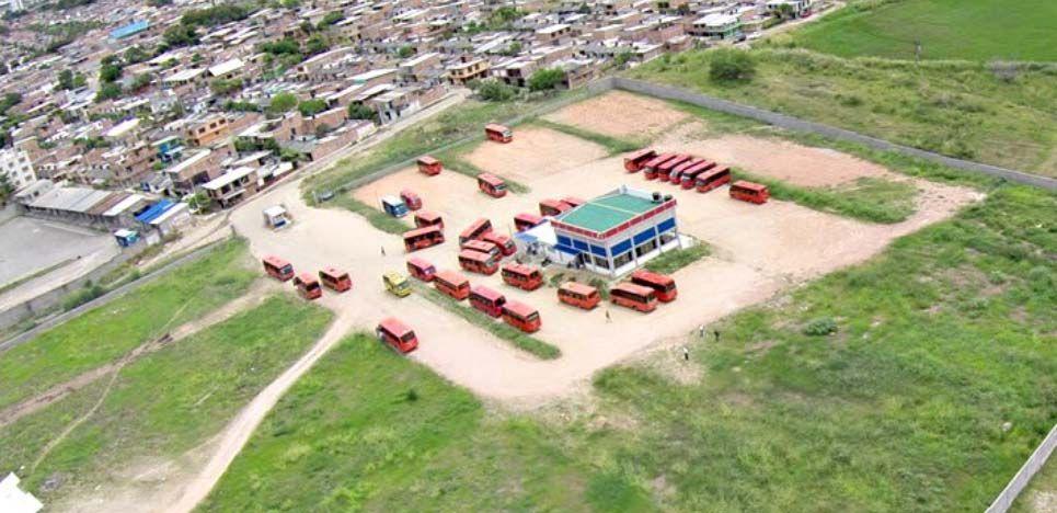 Busetas en Ibagué dejarían de prestar servicio