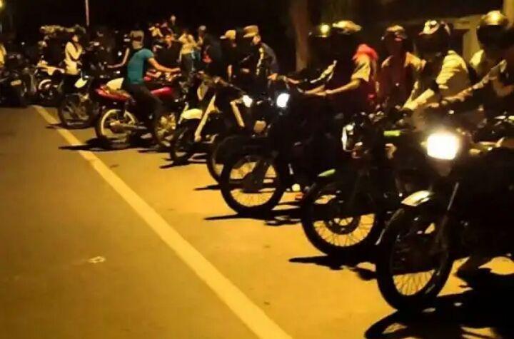 No olvide que desde este lunes se prohíbe la circulación nocturna de motos en Ibagué
