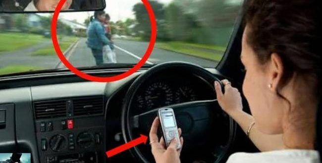 Conducir y hablar o chatear por celular: Mezcla mortal