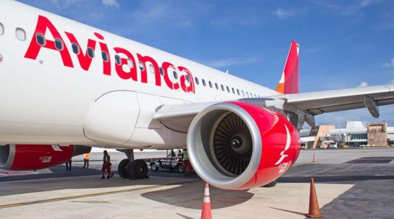 Avianca reinició 10 rutas nacionales y a otros países