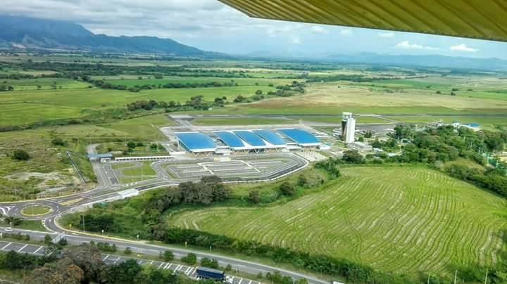 Aeropuerto Perales 'no despega' aún con vuelos nacionales