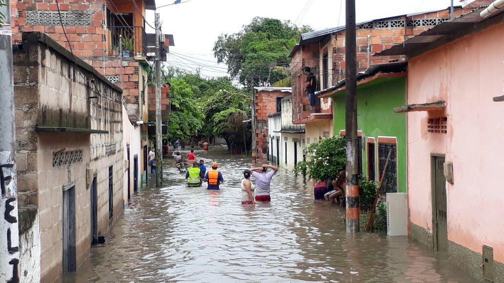 Alistan plan de contingencia para la temporada de lluvias