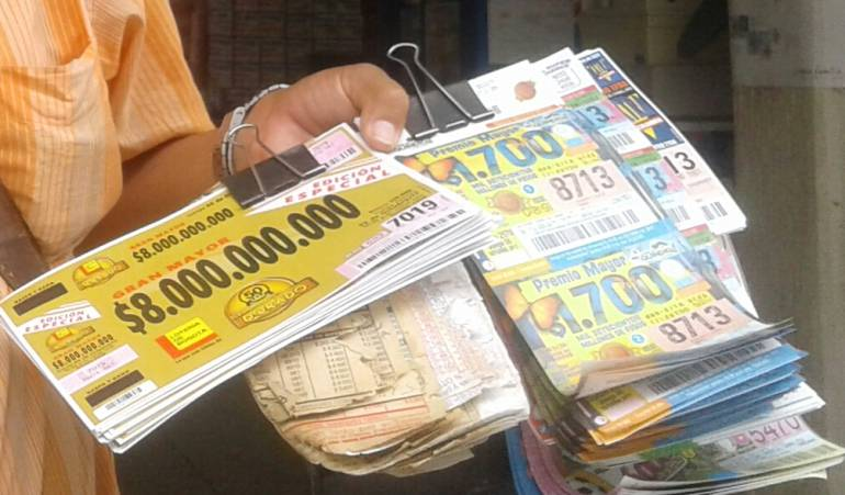 Apareció el nuevo ganador del premio seco de 60 millones de pesos de la Lotería del Tolima