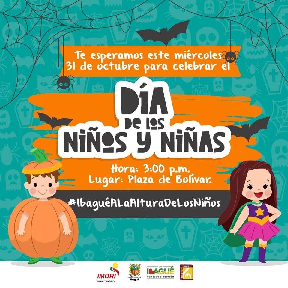 Alcaldía celebrará el día de los niños y niñas en la Plaza de Bolívar