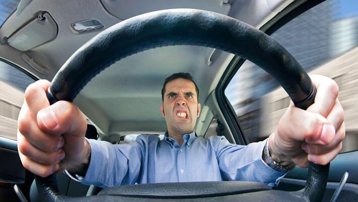 Factores psicológicos que afectan al conductor