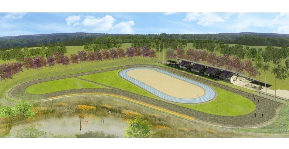 Adjudican contrato para construir pista de patinaje del Parque Deportivo