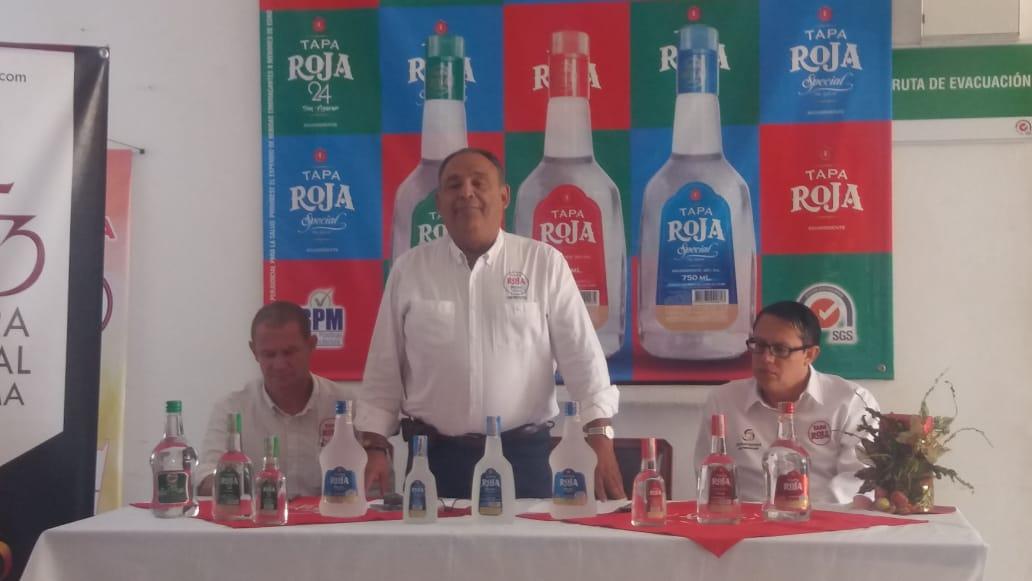Un millón 200 mil botellas vendidas: La meta para Tapa Roja en el 2019