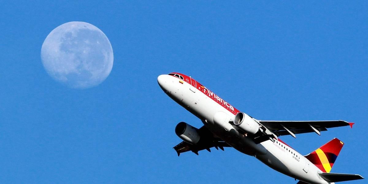Avianca suspende desde este miércoles todos los vuelos nacionales