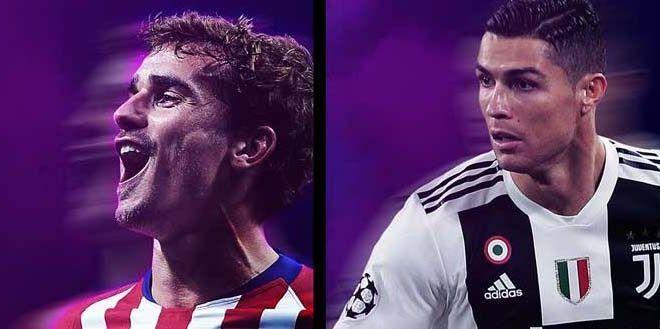 Atlético-Juventus, PSG-United y Bayern-Liverpool, duelos destacados en la Champions