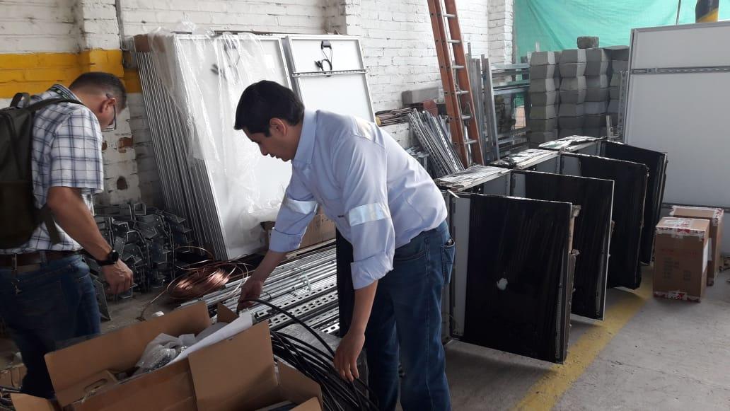 Instalan sistemas de alertas tempranas en el Cañón del Combeima y Coello Cocora