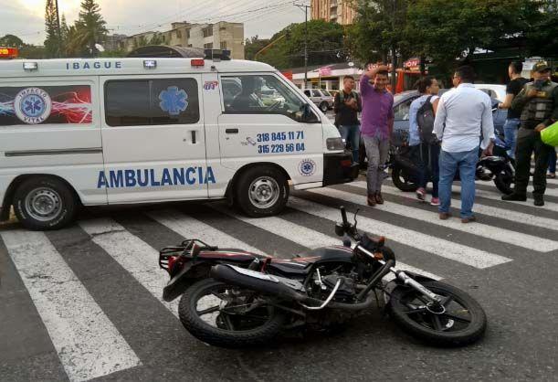 Turista bogotano habría ocasionado grave accidente en Los Arrayanes