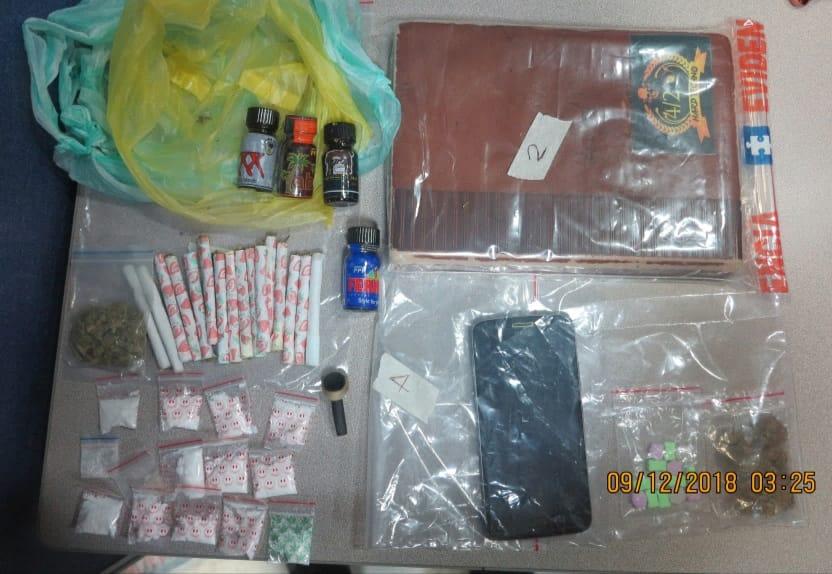 Cayeron 'Los Tóxicos', una banda que traficaba drogas sintéticas en fiestas en fincas de Ibagué