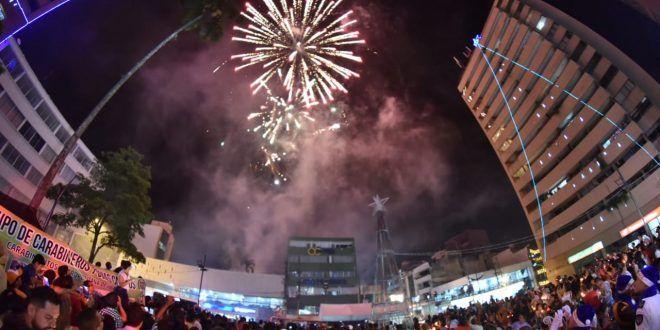 Más de 2 millones de bombillos iluminarán a Ibagué durante esta Navidad