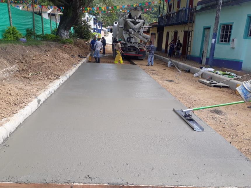 Invierten $ 600 millones en recuperación del centro poblado de San Bernardo