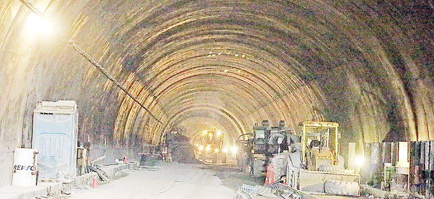 Invías ya publicó las tres licitaciones para terminar las obras del Túnel de La Línea