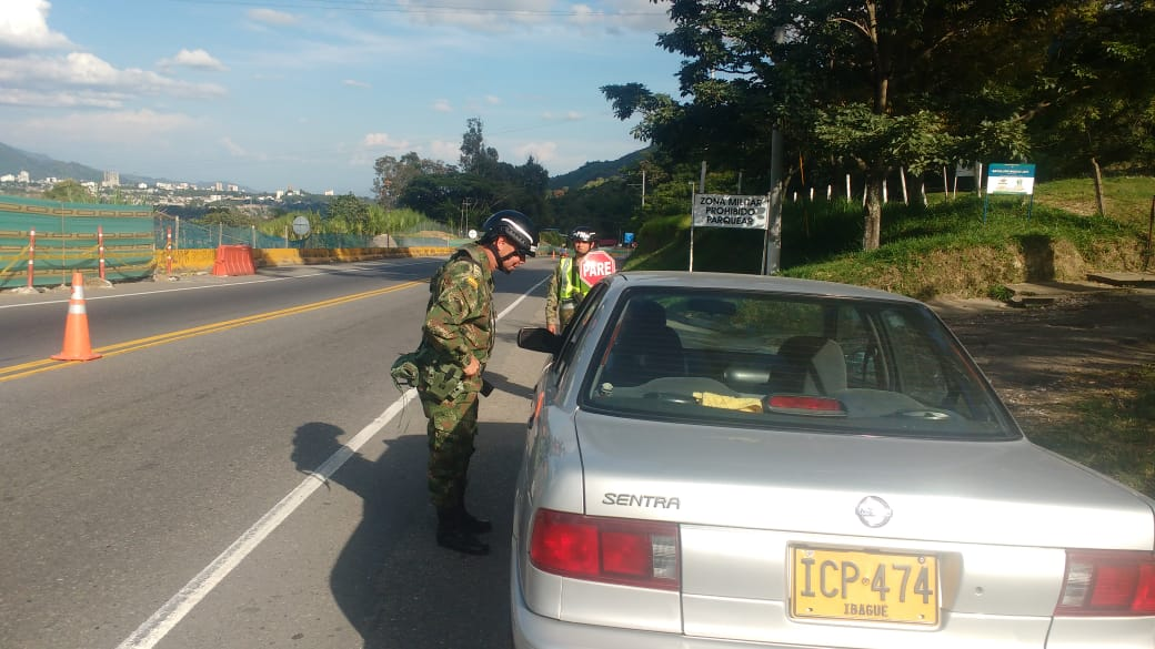 Cerca de 5000 soldados garantizan la seguridad en el Tolima en este puente festivo