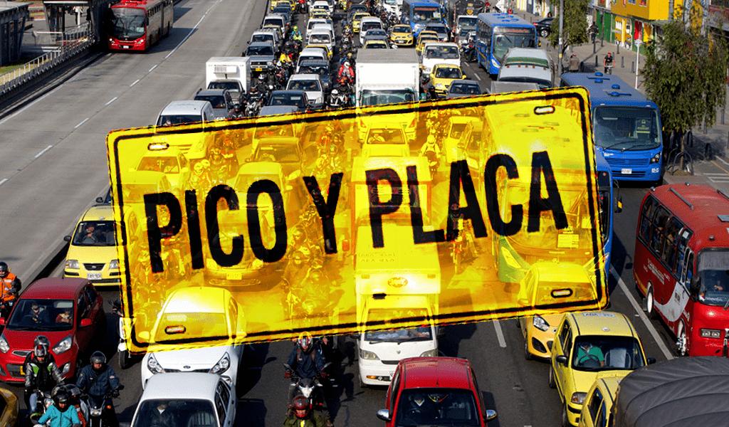 Photo of Atención: En Bogotá planean el regreso del 'pico y placa'