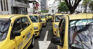 Taxistas de Ibagué no aceptan la propuesta de 'prima voluntaria'