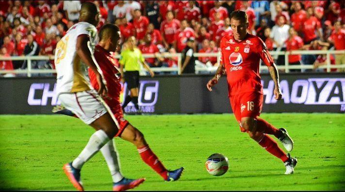 Deportes Tolima debuta este jueves ante el América en Cali en la Liga 1 - 2019