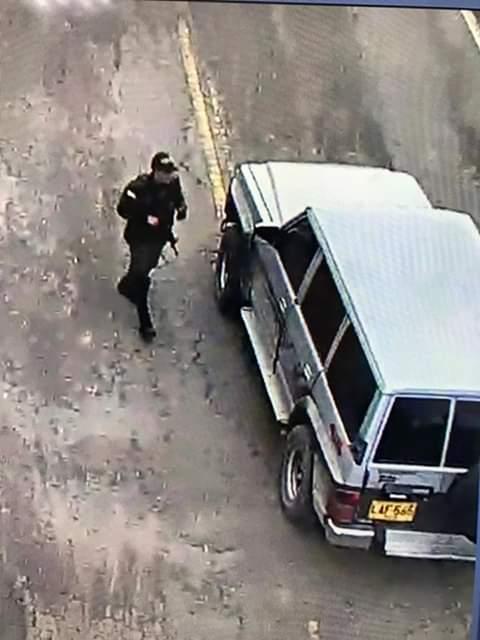 Identificaron al autor material del acto terrorista en la Escuela General Santander