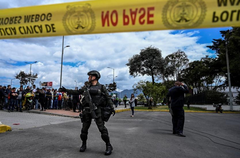 Capturan a sospechoso del atentado con carro bomba en Bogotá