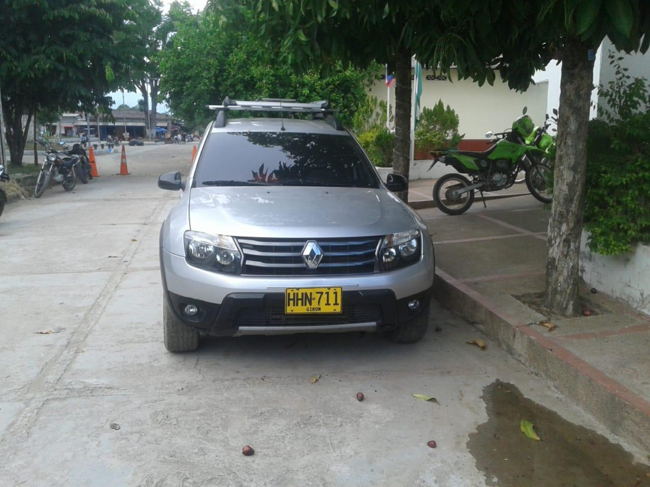 En Ataco: Recuperaron camioneta Renault Duster reportada como robada
