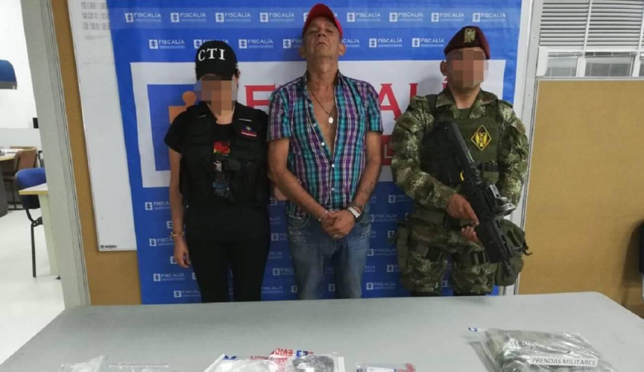 Cazaron al 'Gavilán', acusado de abusar adolescentes y comercializar drogas