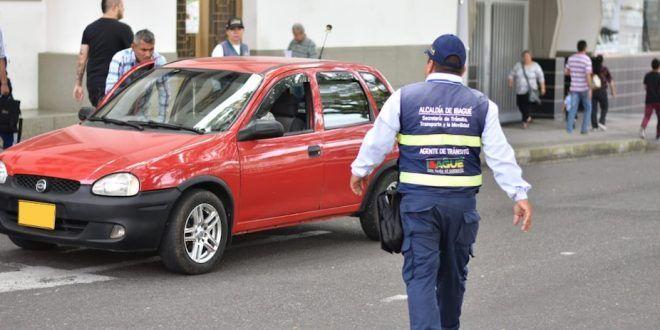 En total, 28.960 conductores fueron sancionados en 2018 por infringir normas viales