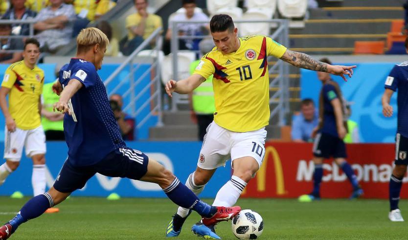 Colombia jugará amistoso contra Japón en marzo