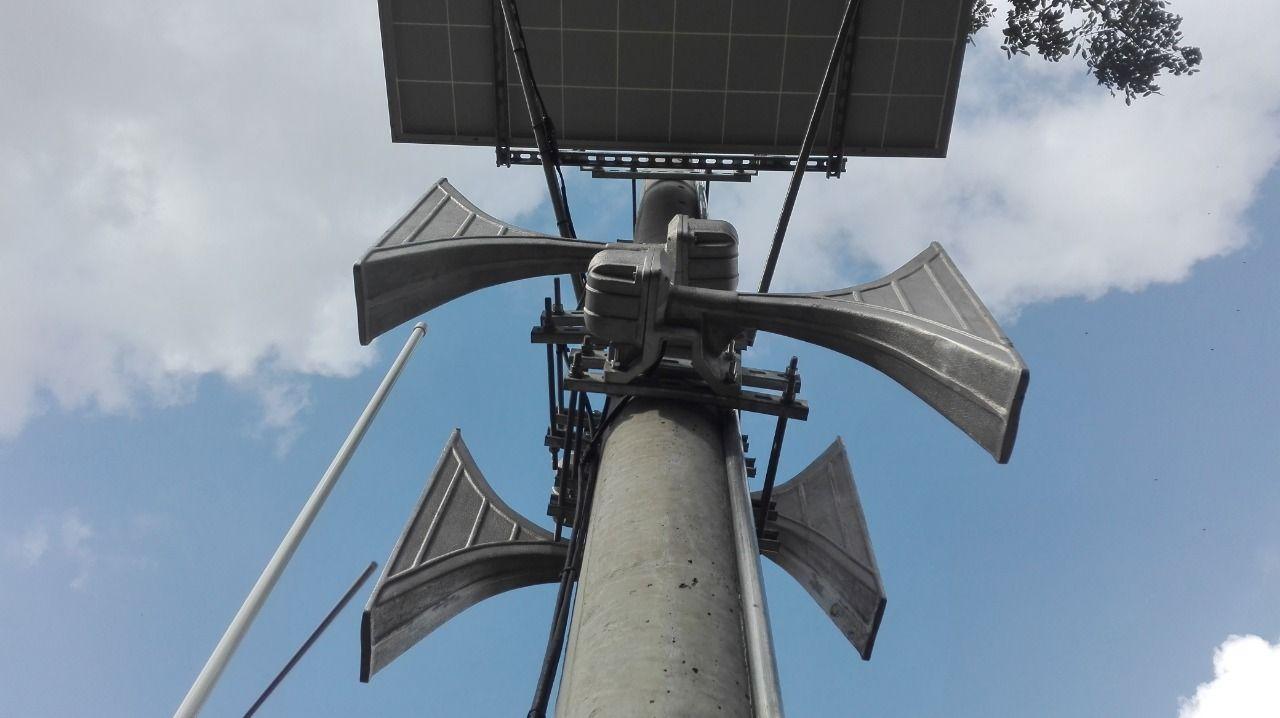 Instalan sistemas de monitoreo en el Cañón del Combeima y Coello Cocora
