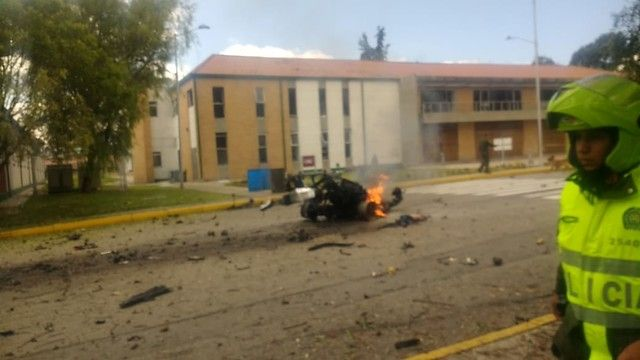 A 22 subió el número de muertos del ataque con carrobomba a la Escuela General Santander