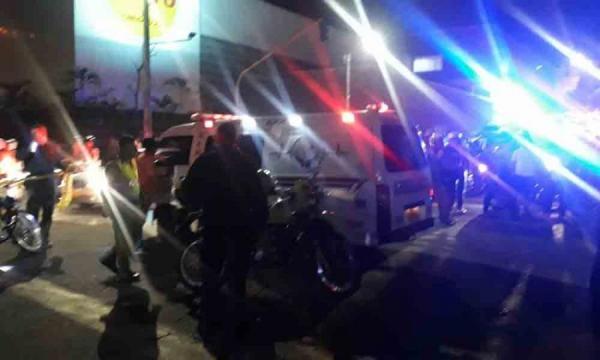 Un 'fletero' abatido y dos heridos dejó la balacera en la Sexta con 64