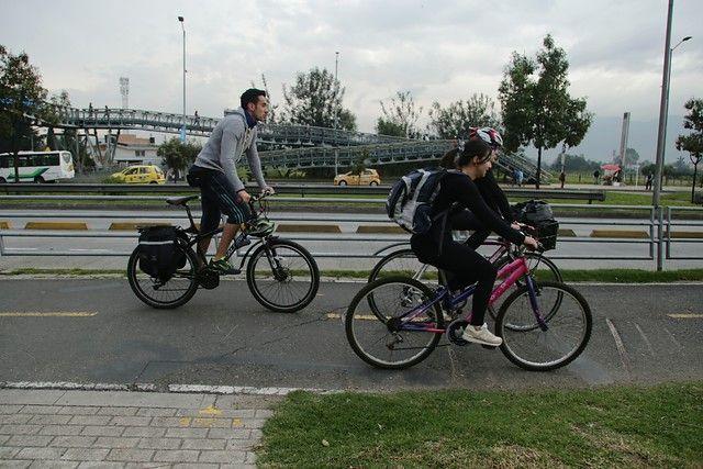 Día sin Carro avanza con normalidad en Bogotá