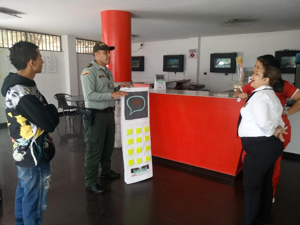 Metib realiza campaña de protección de niños y adolescentes entre prestadores de servicios turísticos, hoteles y hospedajes